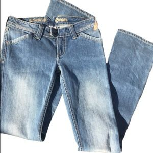 Twisted Heart Jeans   GG1